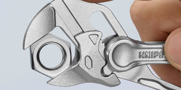 Popular - KNIPEX launches the Pliers Wrench XS