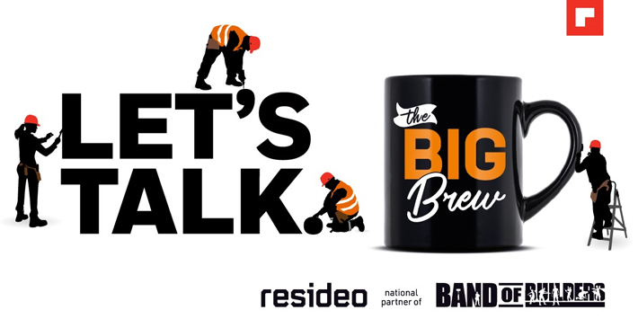 Popular - Resideo supports Band of Builders and the Big Brew